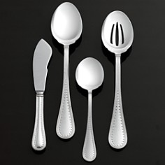"Vera Wang Wedgwood ""Grosgrain"" 4 Piece Hostess Set - Bloomingdale's Registry_0"