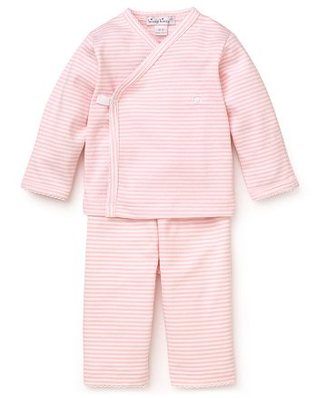 Kissy Kissy - Girls' Wrap-Front Shirt & Pants Take Me Home Set - Baby
