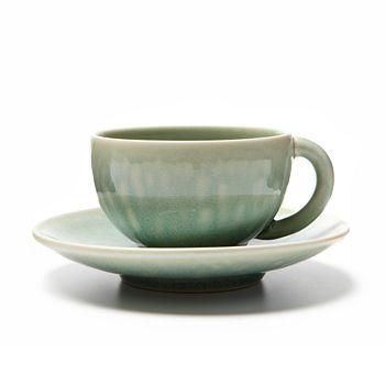 Jars - Tourron Tea Cup & Saucer