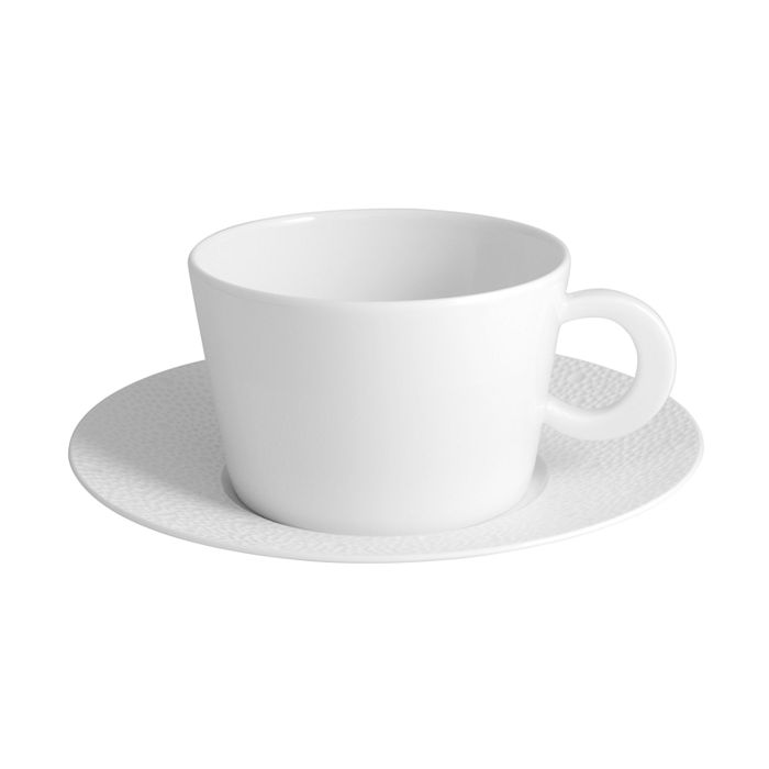 Bernardaud - Ecume Breakfast Saucer