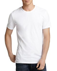 Calvin Klein - Cotton Stretch Crew Neck Tee, Pack of 2