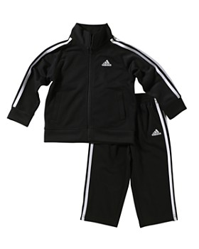 Adidas - Boys' Tricot Jacket & Pants Set - Little Kid