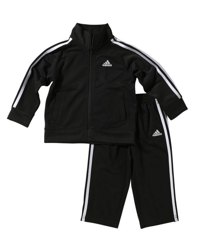 Adidas Unisex Tricot Jacket & Pants Set - Little Kid    Bloomingdale's