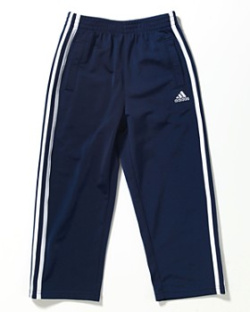 Adidas - Boys' Iconic Tricot Jacket & Pants - Little Kid, Big Kid