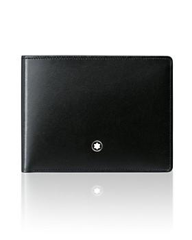 Montblanc - Meisterstück Leather Wallet 6cc