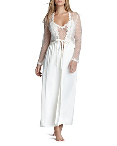 Flora Nikrooz Showstopper Nightgown & Robe - Bloomingdale's_0