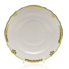 Herend - Princess Victoria Green Dinnerware