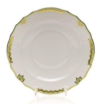 Herend - Princess Victoria Salad Plate, Green