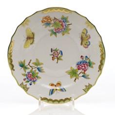 Herend Queen Victoria Salad Plate - Bloomingdale's_0