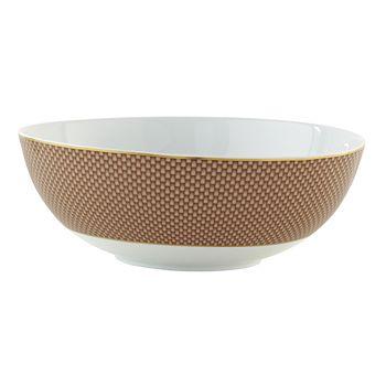Raynaud - Tresor Beige Large Salad Bowl