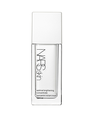 Infused with Nars exclusive Light Reflecting Complex, this advanced radiance-boosting concentrate brightens the complexion and reduces the appearance of dark spots for a brighter, healthier-looking, more even appearance. Encapsulated Noni Fruit Extract revitalizes the skin and boosts cellular energy, helping skin cells perform at their optimal level* Fortified with Yeast Polysaccharides, ingredients proven to improve micro-circulation, Optimal Brightening Concentrate awakens the skin and illumin