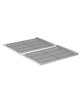 Calphalon - Calphalon Nonstick Four-Piece Cookie Sheet & Cooling Rack Set