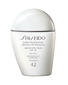 Shiseido Urban Environment Oil-Free UV Protector SPF 42 1 oz. - Bloomingdale's_0
