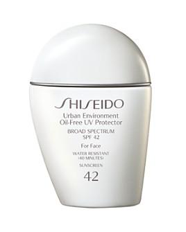 Shiseido - Urban Environment Oil-Free UV Protector SPF 42 1 oz.