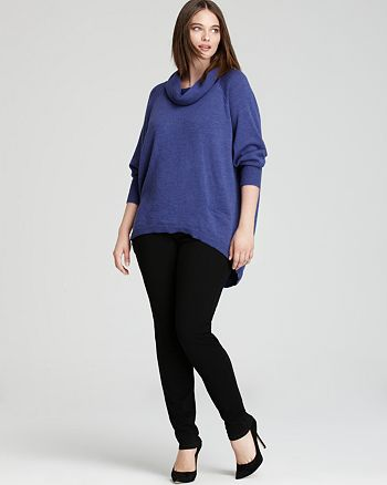 Eileen Fisher Plus - Sweater & Pants
