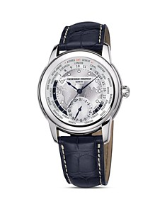 Frederique Constant Manufacture World Timer Watch, 42mm - Bloomingdale's_0
