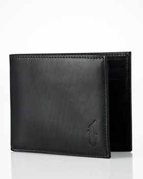 Polo Ralph Lauren - Burnished Leather Passcase Wallet