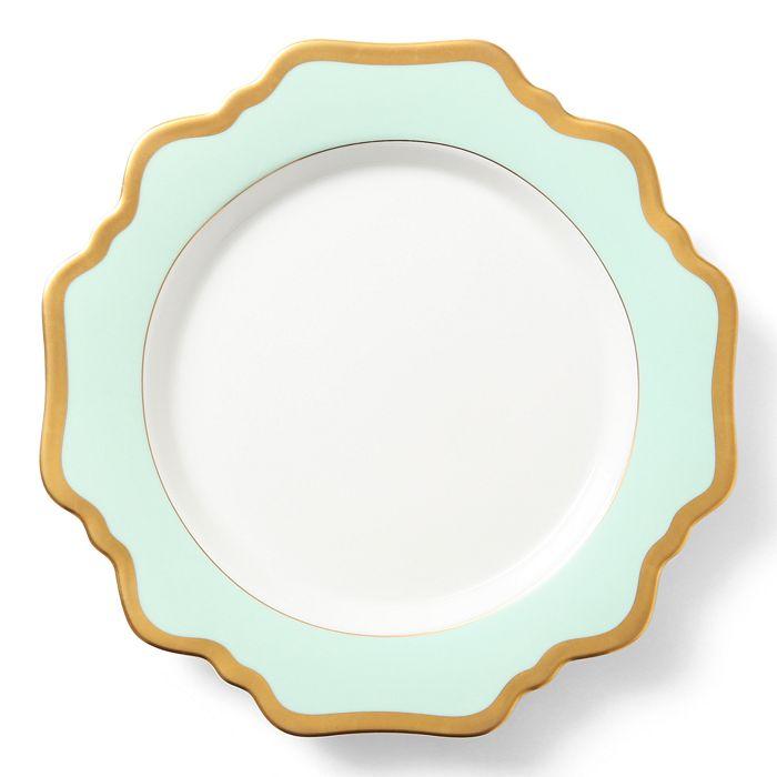Anna Weatherley Anna's Palette Dinner Plate In White