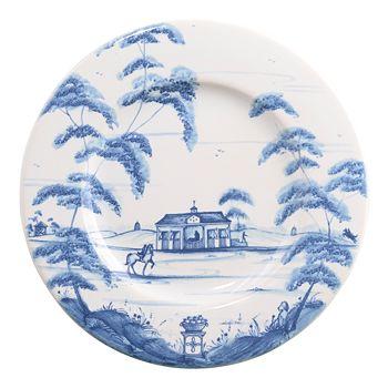 Juliska - Country Estate Delft Blue Side/Cocktail Plate Stable
