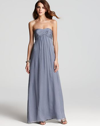 Amsale - Strapless Dress - Sweetheart