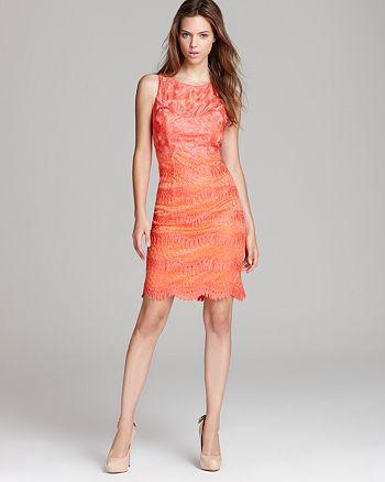 147d6226a8c Sue Wong - Short Dress - Lace