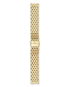 MICHELE - Serein/Serein 16 Gold Watch Bracelet, 16-18mm