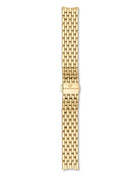 c072a793b MICHELE - Serein Gold Watch Bracelet, 16-18mm