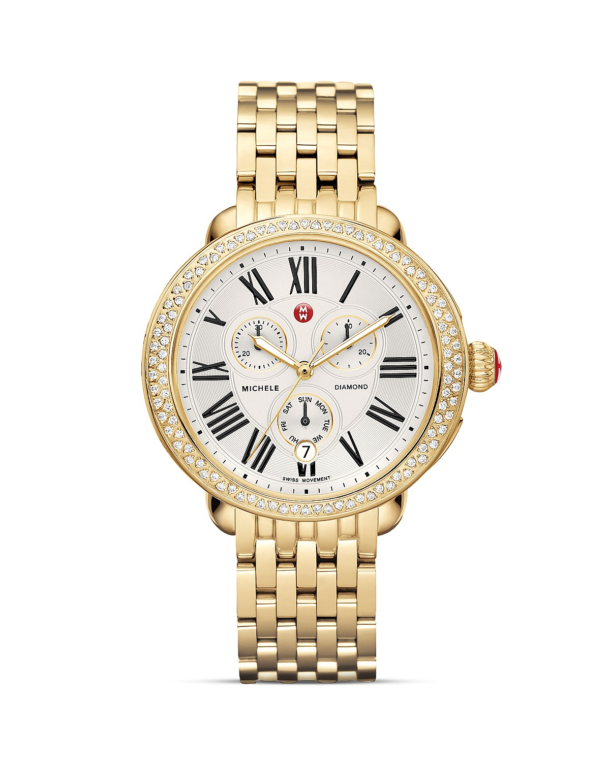 share us it michelewatches show michele use diamond for womens featured and chance style to micheleinstagram timepieces wear your be gold watches a