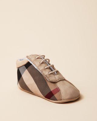 Burberry Boys' Bosco Shoes - Baby