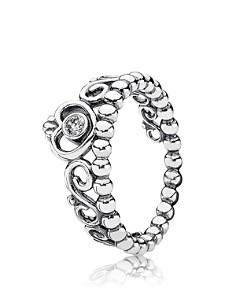PANDORA My Princess Cubic Zirconia Ring - Bloomingdale's_0