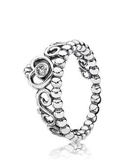 Pandora - My Princess Cubic Zirconia Ring