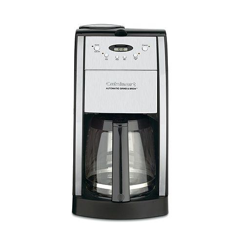 Cuisinart - Grind & Brew Coffee Maker