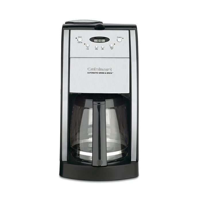 Cuisinart - Grind & Brew Coffee Maker