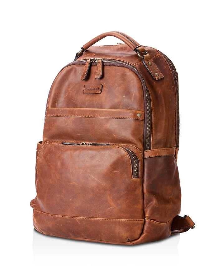 Frye - Logan Leather Backpack