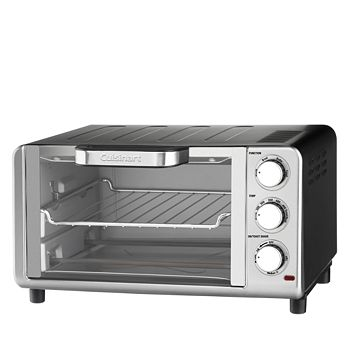 Cuisinart - Compact Toaster Oven Broiler
