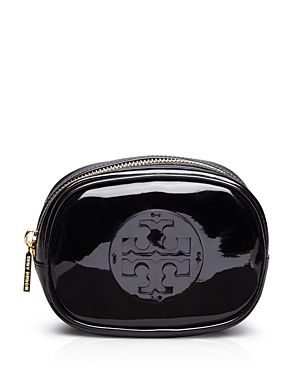Tory Burch Cosmetics Case - Small Patent