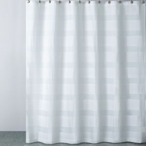 Hudson Park Woven Pleat Shower Curtain - 100% Exclusive 748563