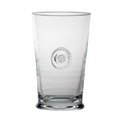 Berry & Thread Clear Highball Glass