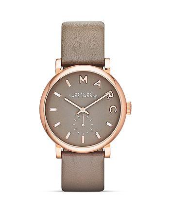 MARC JACOBS - Baker Strap Watch, 36.5mm
