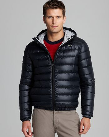 Lacoste - Featherweight Packable Down Jacket