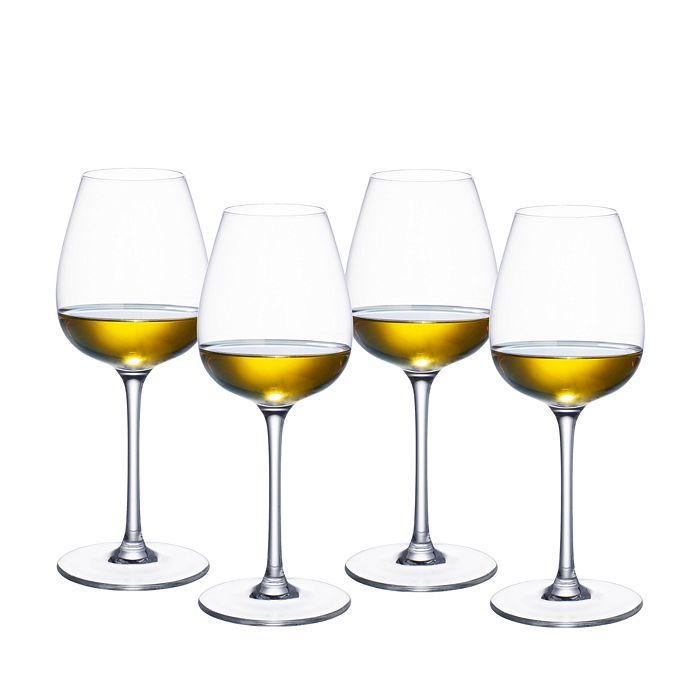 Villeroy & Boch - Purismo White Wine Fresh & Light Glass, Set of 4