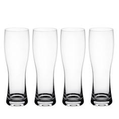 Villeroy & Boch - Purismo Wheat Beer Pilsner Glass, Set of 4