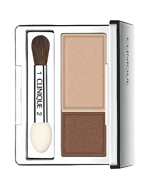 Clinique All About Shadow, Duo