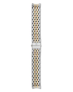 MICHELE Serein 16 Two-Tone Watch Bracelet, 16mm - Bloomingdale's_0