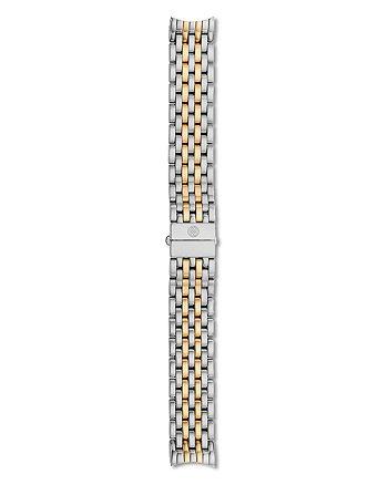 MICHELE - Serein 16 Two-Tone Watch Bracelet, 16mm