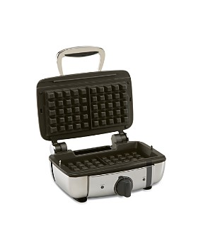 All-Clad - 2-Square Belgian Waffle Maker