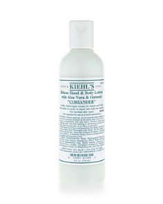 Kiehl's Since 1851 Deluxe Hand & Body Lotion with Aloe Vera & Oatmeal in Coriander - Bloomingdale's_0