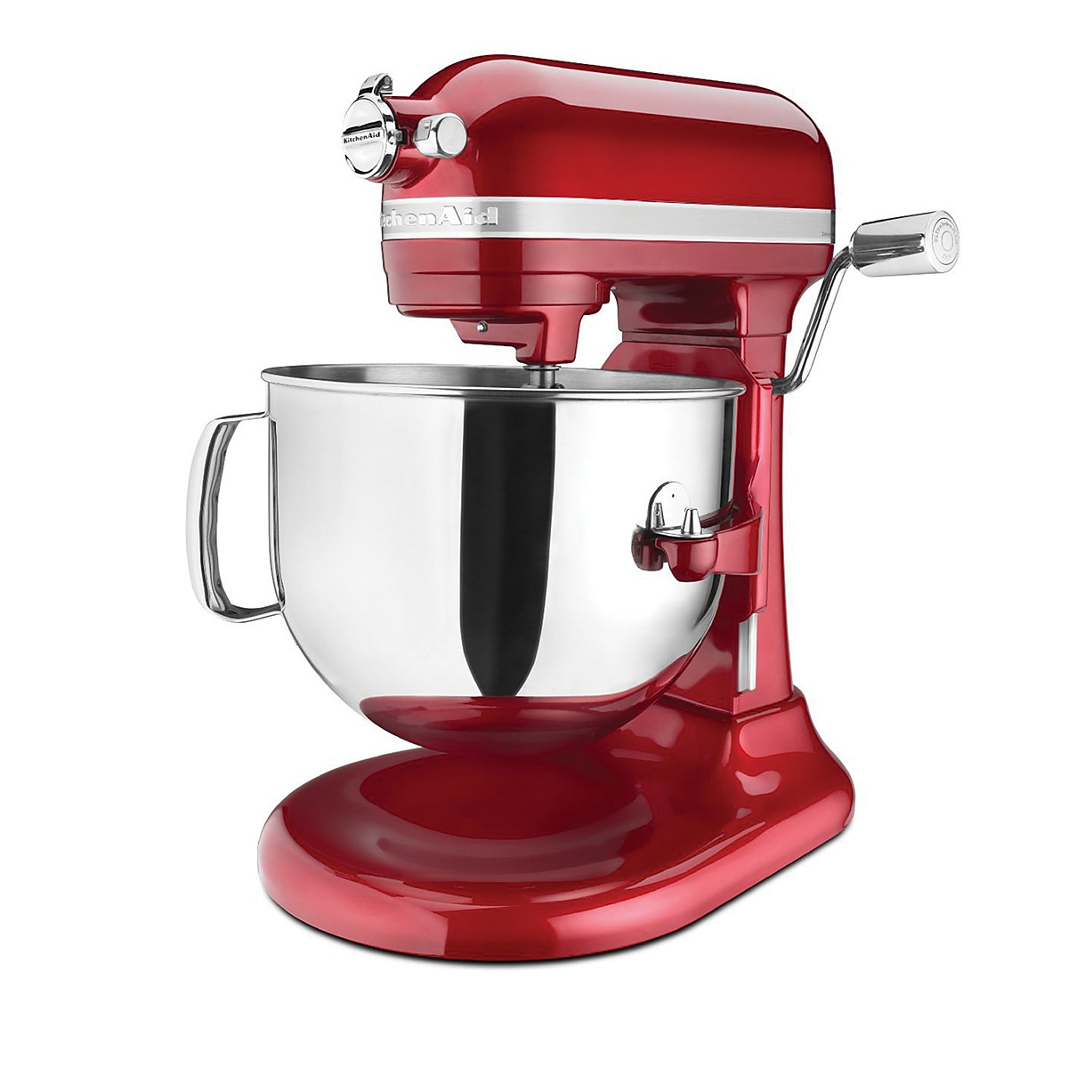KitchenAid Pro Line 7-Quart Bowl Lift Stand Mixer #KSM7586P ...