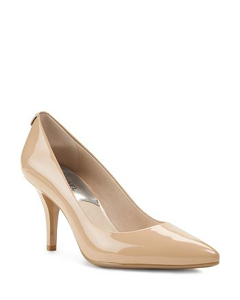 MICHAEL Michael Kors - Women's MK Flex Mid Heel Pumps