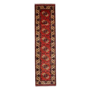 Khyber Collection Oriental Rug, 2'8 x 10'7 857387